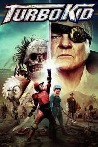 Turbo Kid Film Poster