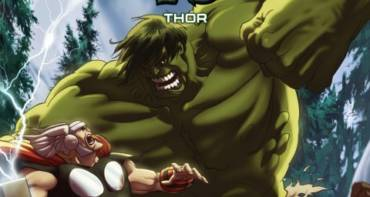 Hulk vs. Thor Film Poster