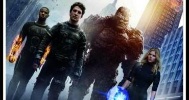Fantastic Four Remake 2015 Film