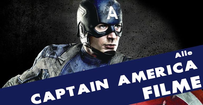 captain america reihenfolge