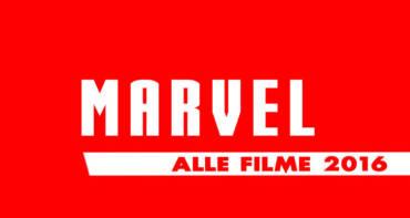 Marvel Filme 2016 Liste