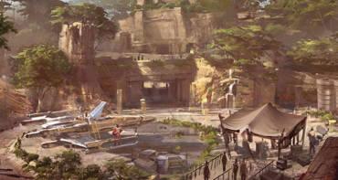 Star Wars Lands