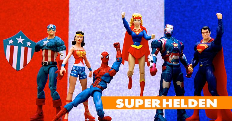 superhelden spiel