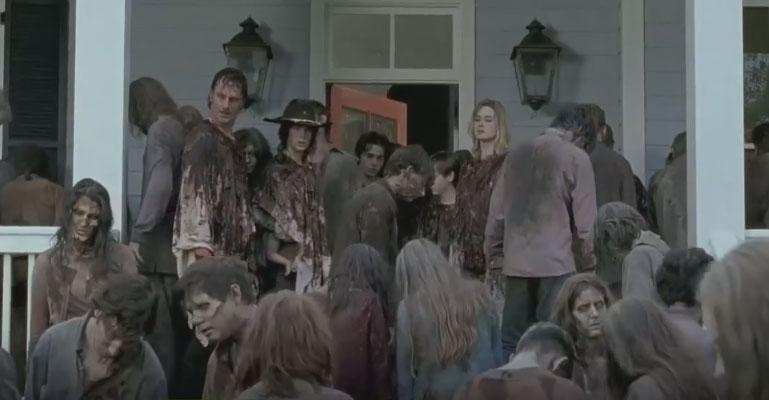 The Walking Dead 2 Hälfte Gestartet Jetzt Sneak Peek Episode 10