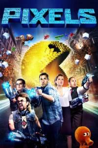 Pixels Film Poster
