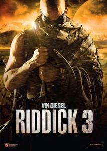 Riddick - Überleben ist seine Rache Film Poster