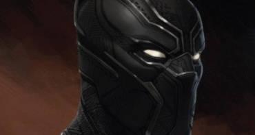 Black-Panther-Konzeptzeichnungen
