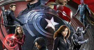 Captain America Civil War IMAX Poster Beitrag