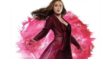 Captain America Civil War Scarlet Witch
