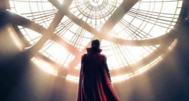 Doktor Strange Poster Beitrag