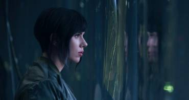 Ghost in the shell Film Scarlett Johannson