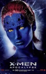 X-Men-Apocalypse-Charakter-Poster-Mystique