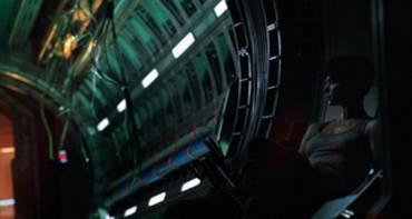 Alien Covenant Set Foto Beitrag