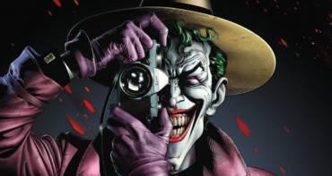 Batman The Killing Joke Blu Ray