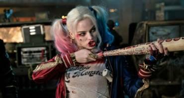 Harley Quinn in Suicide Squad Film