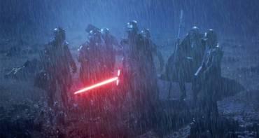 Star Wars Episode 8 Kylo ren Ritter