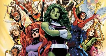 Weibliche Avengers