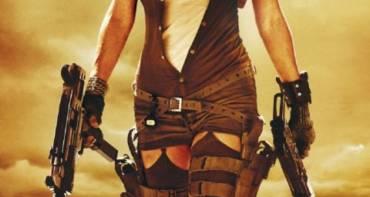 Resident Evil: Extinction Film Poster