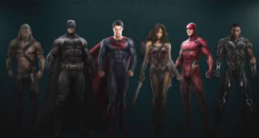 Justice-League-Team-Mitglieder-Konzept