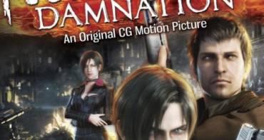 Resident Evil: Damnation Film Poster