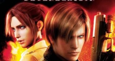Resident Evil - Degeneration Film Poster