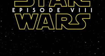 Star Wars: Episode VIII Film Poster
