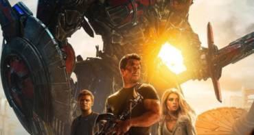 Transformers: Ära des Untergangs Film Poster