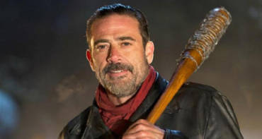 Jeffrey Dean Morgan als Negan in The Wallking Dead