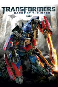 Transformers 3 Film Poster