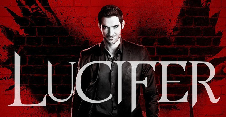 Lucifer series op Netflix