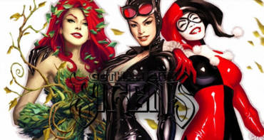 "Suicide Squad Spinn-Off ""Gotham City Sirens"" Film"