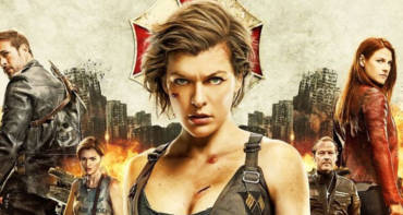 Resident Evil The Final Chapter - Finales Poster
