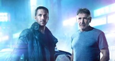 Ryan Gosling und Harrison Ford in Blade Runner 2049
