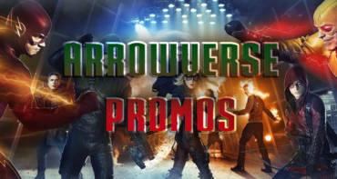 Arrowverse Promos und Handlungen