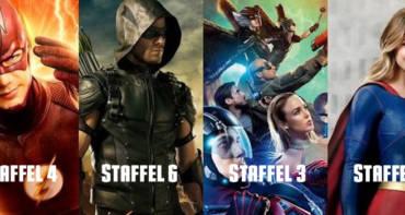 Arrowverse Serien Verlaengert bis 2017-2018