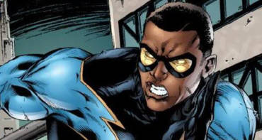 Black Lightning - Outsiders/Justice League - DC Comics Superheld