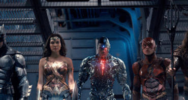 Justice League Film - Neues Foto