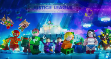 LEGO Batman Movie Justice League Party