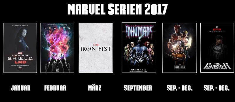 Marvel Serien Netflix