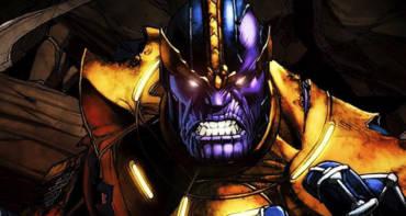 Thanos - Marvel Schurke und Boesewicht