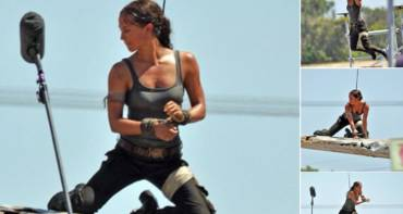 Alicia-Vikander-als-Lara-Craft-Tomb-Raider-Set