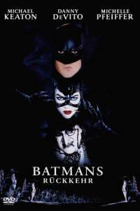 Batmans Rückkehr 1992 Poster