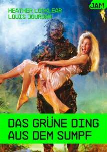 Das Grüne Ding aus dem Sumpf Film Poster thetvdb.com, CC
