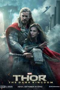 Thor The Dark Kingdom Film Poster thetvdb.com, CC