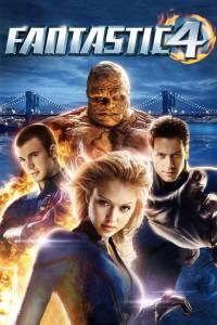 Fantastic Four 2005 Poster