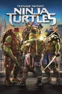 Teenage Mutant Ninja Turtles 2014 Poster
