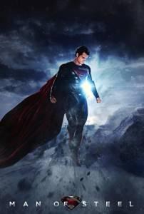 Man of Steel 2013 Poster