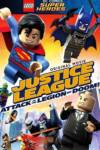 Lego DC Comics Super Heroes: Justice League: Attack of the Legion of Doom Poster