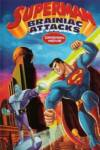 Superman Brainiac Attacks Poster