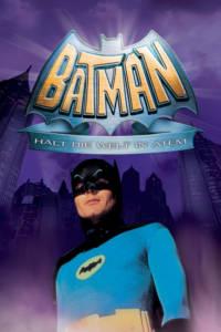 Batman hält die Welt in Atem 1966 Poster